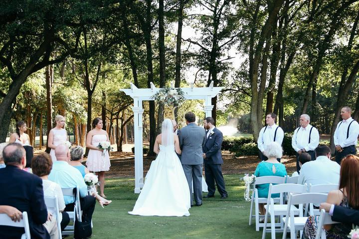Port Royal Clubhouse Coastal Carolina Weddings